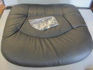 Init Replacement Part Padded Chair Bottom Seat Office Chair C2003a Black Leather
