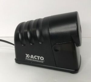 X acto Powerhouse Commercial Grade Electric Pencil Sharpener