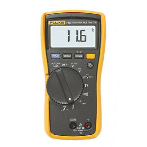 Fluke 116 Hvac True Rms Multimeter