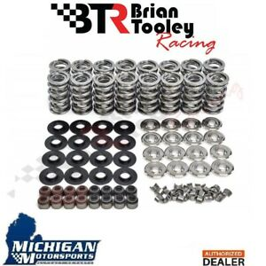 Btr 660 Lift Platinum Valve Spring Kit Titanium Retainers For Zr1 ls9 Sk006