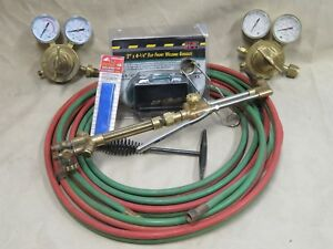 Victor Torch Kit Set Ca2460 315fc Sr450d Sr460a 20 3 16 Hose And Accessories