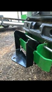 Deere hitch 40 Lb Suitcase Weight Front Rear New