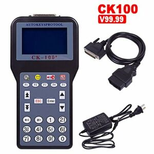 V99 99 Obd2 Ck100 Multi langual Car Key Programmer Transponder Us Store Ek