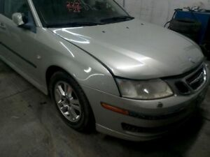 Passenger Front Seat Bucket Leather Electric Sedan Fits 03 11 Saab 9 3 91246