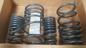 St Suspensions 01 03 Honda Civic 1 Lowering Springs 60284 New Old Stock