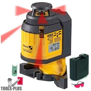 Stabila Lax400 Pro Liner Multi line Self Leveling Laser New