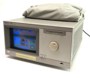 Hp 16500b Logic Analysis System W 16550a 100mhz State 500 Mhz Timing