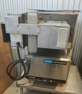2 Lincoln Impinger 1301 Conveyor Pizza Oven