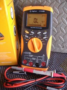 Agilent U1242b True Rms Handheld Digital Multimeter