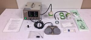 Olympus Heat Probe Hpu Electrosurgical Unit With Footswitch And Accessories
