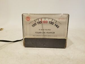 Powerline Monitor Rca Wv 120a
