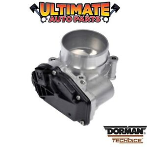 Throttle Body Valve For 3 5l Turbocharged 15 16 Ford F 150