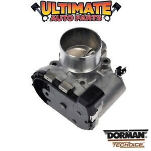 Throttle Body Valve For 1 6l Turbocharged 14 16 Ford Transit Connect