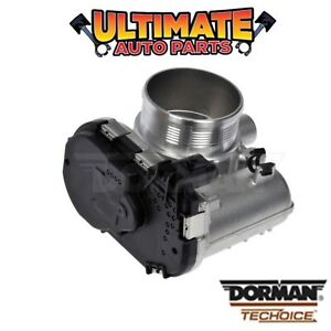 Throttle Body Valve 2 0l Turbocharged For 13 16 Lincoln Mkt