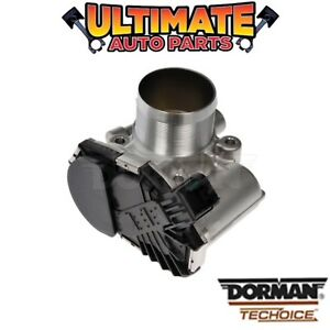 Throttle Body Valve 1 4l For 12 18 Chevy Sonic