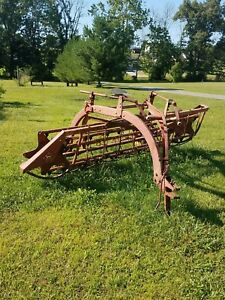 Hay Rake New Holland 256