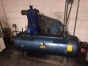 industrial Air Compressor Used