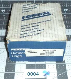 Mahr Federal Ehe 2048 Lever Type Gage Head 0 031 D X 0 071 L