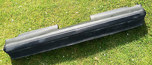 1986 1987 1988 Monte Carlo Luxury Sport Back Bumper Cover 2 Free Shipping