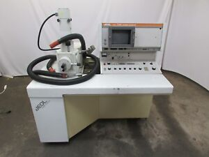 Jeol Jsm t220a Scanning Microscope Used Removed From Working Lab