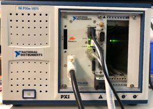 Ni Pxie 1071 Mainframe Pxie 8105 Controller