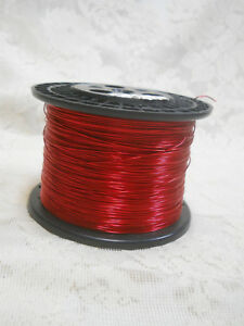 Magnet Wire 19awg Gauge enameled Copper Magnet Wire 8 3 4 Lbs Gross essex Wire