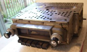 50 51 1950 1951 Lincoln Radio Good Working