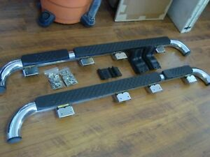 2004 Chevrolet Colorado Gmc Canyon Tubular Assist Steps Running Boards