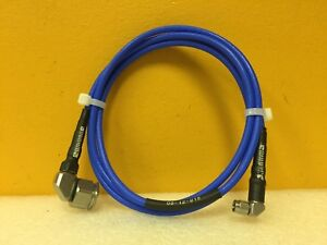 Storm Teledyne 90 272 060 Dc To 18 Ghz Sma m To N m Rf Test Cable Tested