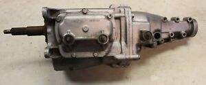 1963 M20 Muncie 4speed Transmission Chevy Corvette Manual Gear Box 3831704