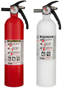 Fire Extinguisher Kitchen Residential Dry Chemical 1 a 10 b c Kidde Value 2 Pack