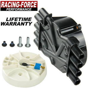 Ignition Distributor Cap And Rotor Kit For Chevy Vortec Gmc V8 5 0l 5 7l Dr474