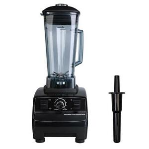 2l Commercial Home Smoothies Power Blender Food Mixer Fruit Processor 2200w