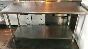 Used 24 X 60 Work Table