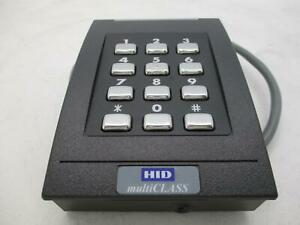 Hid Multiclass Wall Switch Keypad