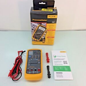 New Fluke 787 Process Meter 1000v