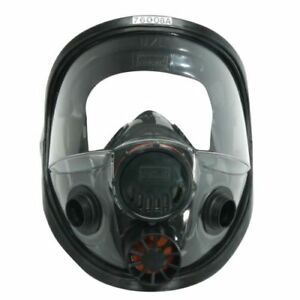 North honeywell Full Face Respirator Mask Silicone 76008a Size M l New In Box