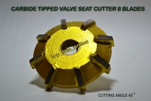 Valve Seat Cutter Carbide Tipped All Sizes Angels Choose Your Own