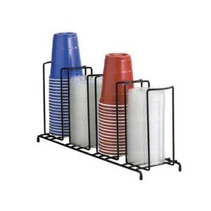 Dispense rite Wr 4 dd 4 tier Cup And Lid Dispenser