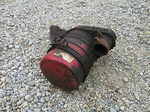 Farmall 560 Lp Propane Tractor Original Ih Ihc Oil Bath Precleaner Assembly