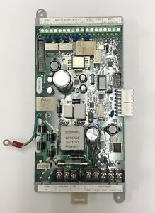 Est Edwards Ps6 Fire Alarm Power Supply Card 3100201 Rev 2 0