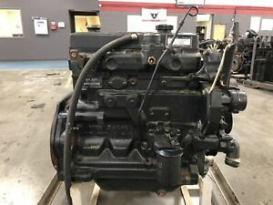 New 2000 John Deere Engine 4045 4045dkv50