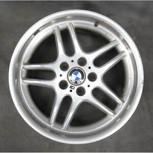 1995 2001 Bmw E38 7 Series Factory Front M Parallel 18x8 Front Style 37 Wheel Oe