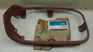 Nos Gm 1966 Pontiac L h Fender Extention Bonneville Grand Prix Catalina 2 2 66