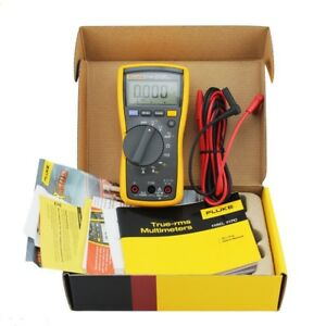 Fluke 115c Field Multimeter Backlight F115c brand New Fluke 115