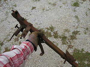 Unstyled Allis Chalmers Wc Ac Tractor Steering Shaft Support Bracket