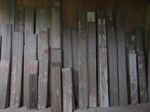 Vintage Tounge And Groove Barn Siding 600 96 Pieces pick Up Only