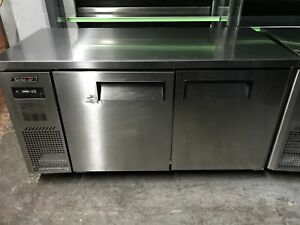 Turbo Air Jur 60 Under counter Refrigerator Stainless Steel
