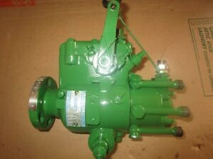 Oliver Tractor 1855 Injection Pump Rebuilt