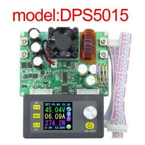 Dps5015 Adjustable Constant Voltage Step down Lcd Power Supply Module Voltmeter